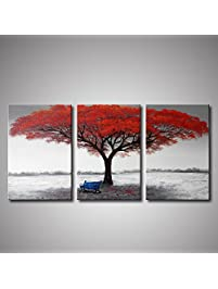 ARTLAND Canvas Wall Art    Shop Amazon com   Paintings. Living Room Paintings. Home Design Ideas