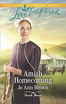 Amish Homecoming (Amish Hearts) by [Brown, Jo Ann]