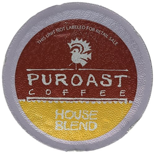 Puroast Coffee House Blend 2.0 Compatible K-Cup, 30 Count