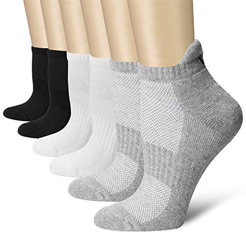 CHARMKING Compression Socks for Women & Men 15-20 mmHg is Best Graduated Athletic & Medical, Running, Flight, Travel, Nurses, Pregnant - Boost Performance, Blood Circulation & Recovery (Multi 13, S/M)