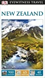 Front cover for the book Eyewitness Travel Guide: New Zealand by Dorling Kindersley