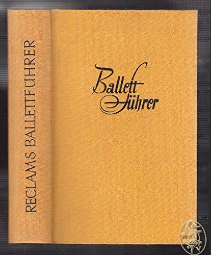 reclams-ballettfhrer