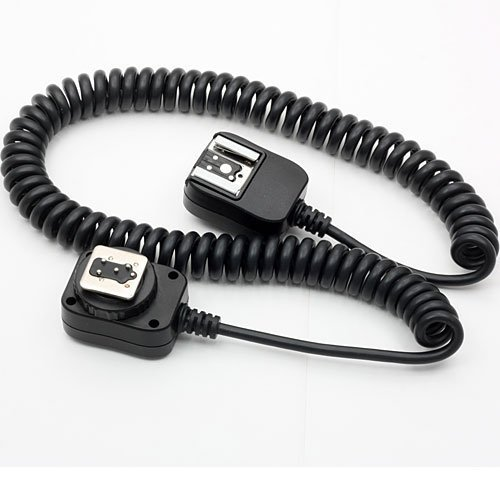 - DSLRKIT 3M 3 meter i-TTL Off Camera FLASH sync Cord for Nikon