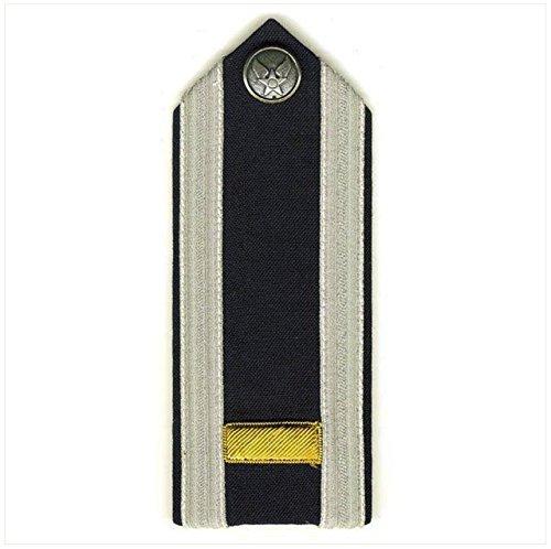 Vanguard AIR FORCE MESS DRESS SHOULDER BOARD: SECOND LIEUTENANT