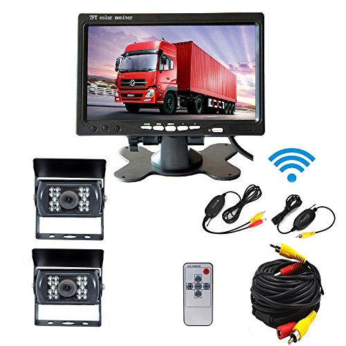 Camecho Wireless 12V 24V Waterproof Rearview product image