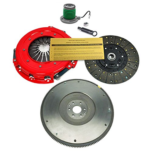 EFT STAGE 2 CLUTCH KIT AND FLYWHEEL 2005-2010 FOR FORD MUSTANG GT SHELBY GT 4.6L ()