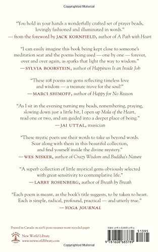 Mala Of The Heart 108 Sacred Poems Ravi Nathwani Kate Vogt Jack