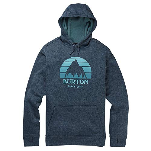 Burton Oak Pullover Hoodie Mens