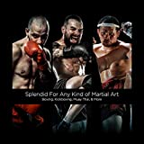 """Pro Impact Mexican Style Boxing Handwraps 180"""" with"""