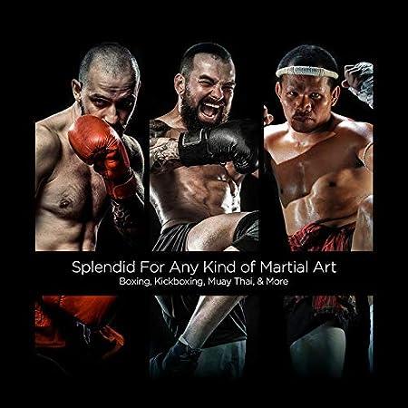 White Pro Impact Boxing//MMA Handwraps 180 Mexican Style Elastic 1 Pair White