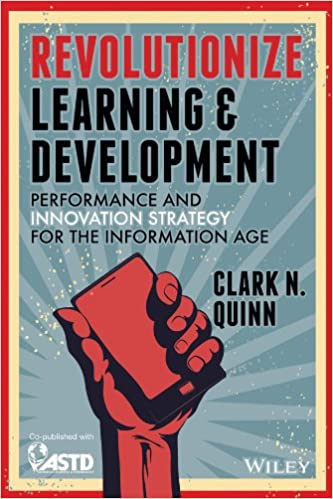 Performance and Innovation Strategy for the Information Age Revolutionize Learning /& Development