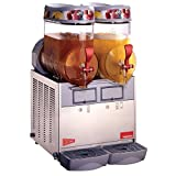 Cecilware FrigoGranita MT2MINI Twin 1.5 Gallon Slush Machine - 120V