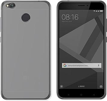 Tumundosmartphone Funda Gel TPU para XIAOMI REDMI 4X Color ...