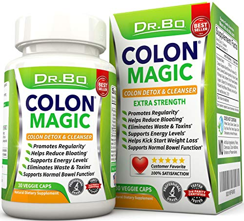 Colon Cleanse Detoxmula Natural