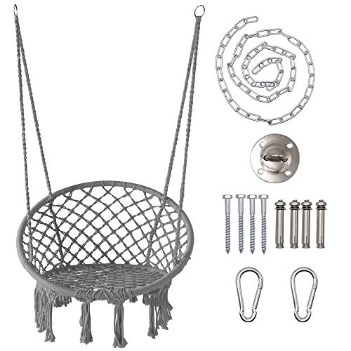 LAZZO Round Hammock Chair