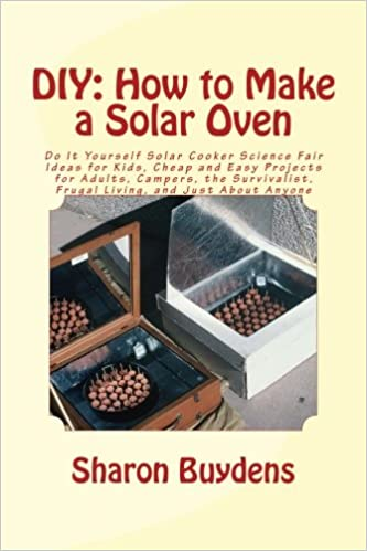 Amazon diy how to make a solar oven do it yourself solar diy how to make a solar oven do it yourself solar cooker science fair ideas for kids cheap and easy projects for adults campers the survivalist solutioingenieria Gallery