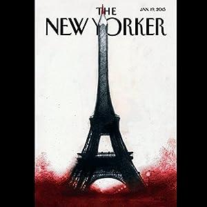 The New Yorker, January 19, 2015 (Adam Gopnik, Raffi Khatchadourian, Patrick Radden Keefe) Periodical