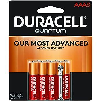 Amazon.com: Duracell Batteries / 4 AAA - Size Batteries