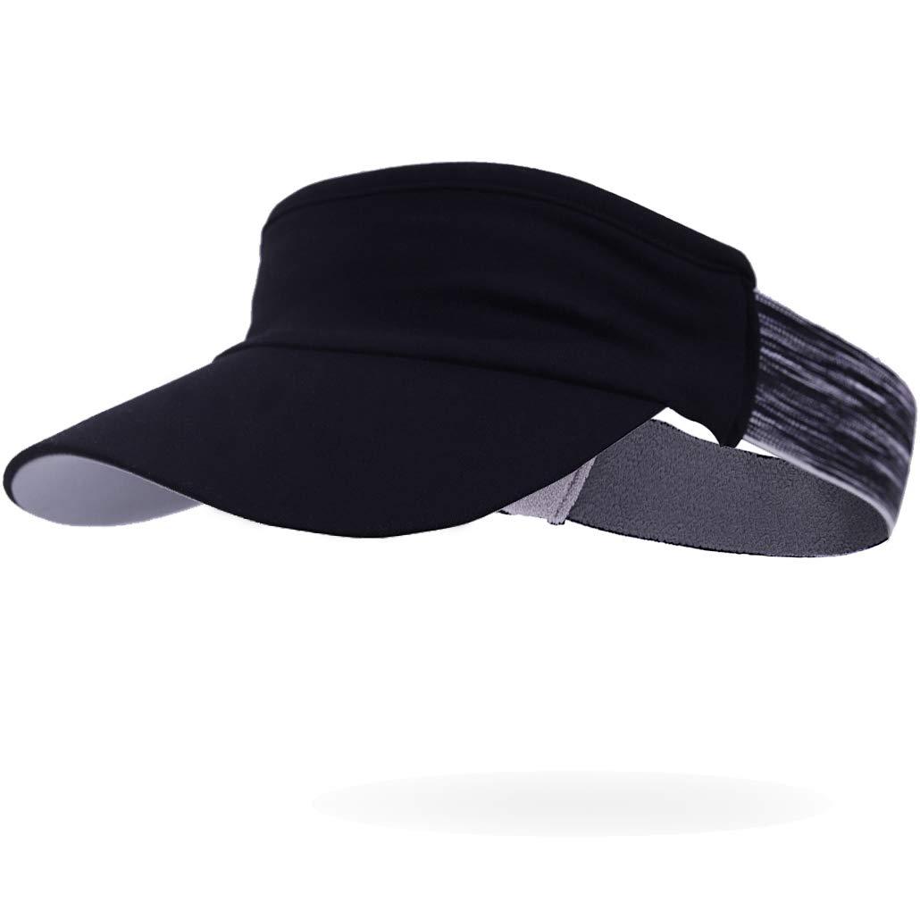 FORBUSITE Women Visor Caps for Running and Sport - Headband & Packable