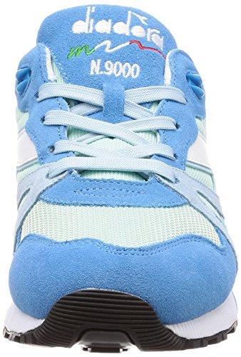 Vivid Star Iii River Mixte Basses N9000 C7375 Blue Adulte Bleu Sneaker Clair blue Diadora bleu anZCxg8g