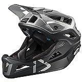 Leatt DBX 3.0 Enduro V2 Bicycle Helmet-Brushed-S