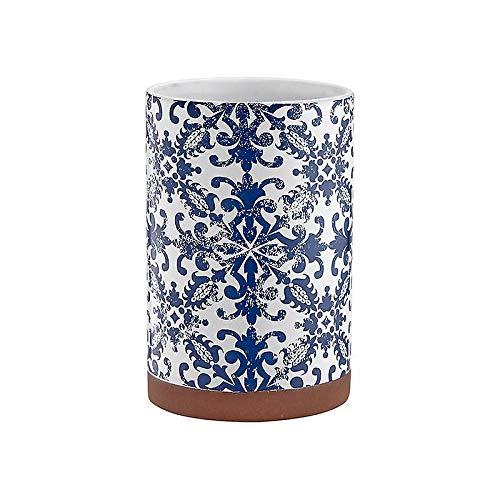 Ladelle Tapas Collection - Utensil Holder - Blue - Utensil Holder Blue