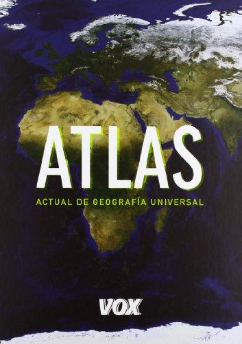 Atlas Actual De Geografía Universal (Vox - Atlas) Larousse Editorial