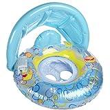 Aqua Leisure Convertible Sunshade Baby Float by Aqua Leisure