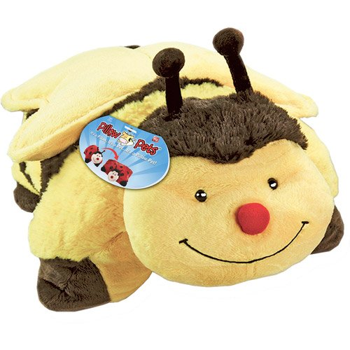 AS SEEN ON TV Pillow Pet Pee Wee, Buzzing Bumble