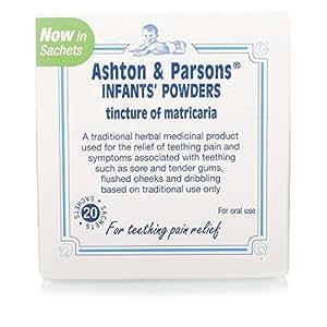 Ashton & Parsons infants powders 0.002ml 20