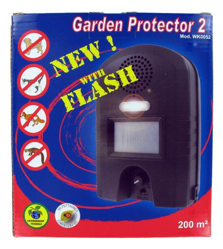 designer online Weitech WK0052 - - - Garden Protector 2 dissuasore a ultrasuoni  economico e alla moda