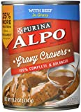Purina Alpo Gravy Cravers Beef and Chicken Variety Packs 9.9-pound