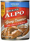 Purina Alpo Gravy Cravers Beef and Chicken Variety Packs 9.9-pound, Pack of 12