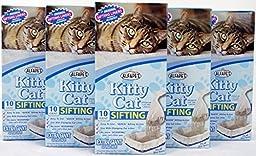 Alfapet Kitty Cat Sifting Litter Box Liners- 10 Per Box Plus 1 Transfer Liner...