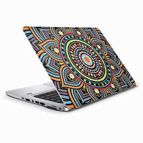 (Skinit Geometric Elitebook 840 G3 Skin - Finding Center Colored Design - Ultra Thin, Lightweight Vinyl Decal Protection )