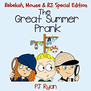 The Great Summer Prank Audiobook