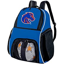 Boise State University Soccer Ball Backpack Boise State Volleyball Bag Travel Practice