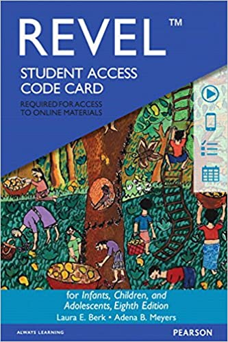 Amazon revel for infants children and adolescents access revel for infants children and adolescents access card 8th edition berk meyers the infants children and adolescents series 8th edition 8th fandeluxe Gallery