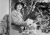 between 1910 and 1915 photo Faith Baldwin Vintage Black & White Photograph b5