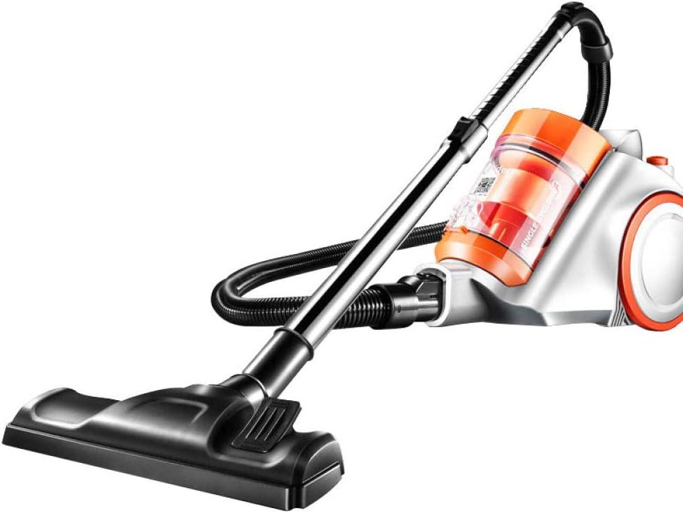Vacuum Cleaner-LBLWXH Aspiradora Sin Bolsa,Aspiradora Silenciosa con Cable Liviana,compacta Y Potente(1000W,Sistema De Filtración De 4 Etapas,Radio De Trabajo De 8M) para Pisos Múltiples Y Alfombras: Amazon.es: Hogar