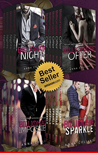 Billionaire Romance Collection Full Length Included ebook