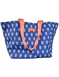 Vera Bradley Lighten Up Large Family Tote Bag