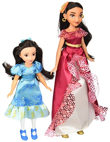 Disney Princess Elena of Avalor & Princess Isabel Doll - All Disney Princesses Names