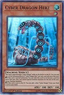 Cyber Dragon Sieger MP19-EN108 Prismatic Secret Rare 1st NM Yugioh