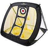 PodiuMax Pop Up Golf Chipping Net, Indoor/Outdoor Golfing Target Net for Accuracy and Swing Practice
