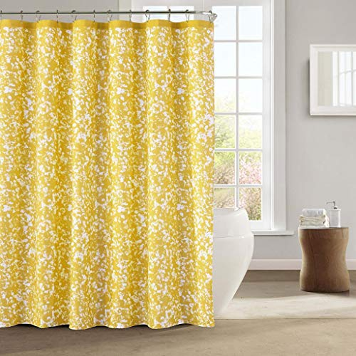 Kensie 'Susie' Shower Curtain, Size One Size - Yellow