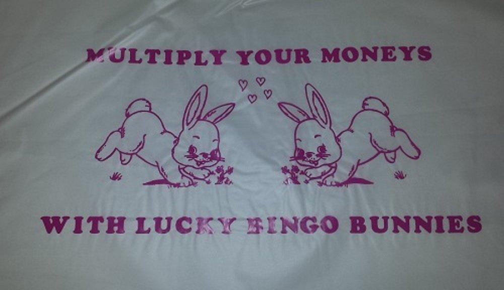 【激安大特価!】 BINGO with Dauberマット(を倍増Moneys with B00PBUNE20 BINGO Lucky Bingo Bunnies ) B00PBUNE20, ヒガシモロカタグン:f9967391 --- vietnox.com