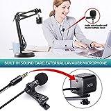 TAUSFILA 8MP USB Webcam,Document Camera with