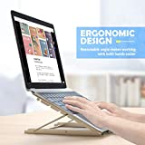 Laptop Stand, Tablet Laptop Holder Stand Foldable