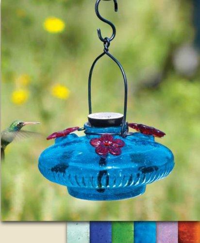 - Bloom Hummingbird Feeder Aqua